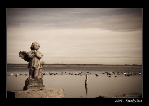 Carhue - Cementerio - Angelito II